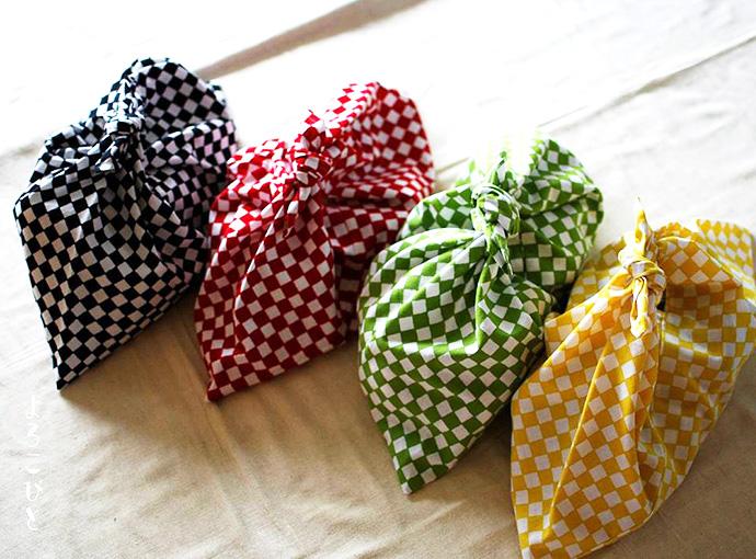【よろこびと】 あづま袋